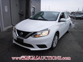 Used 2016 Nissan Sentra S 4D Sedan AT for sale in Calgary, AB