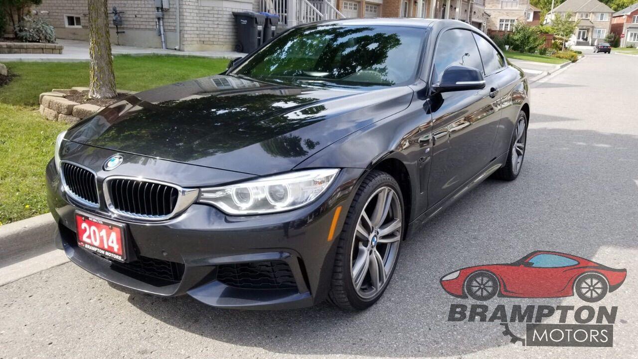 2014 BMW 4 Series 435i xDrive M Spot Package