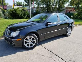 Used 2006 Mercedes-Benz C230 2.5L for sale in Mississauga, ON
