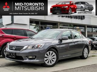 Used 2013 Honda Accord EX-L Leather Sunroof Back Up Camera for sale in North York, ON