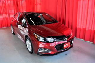 Used 2017 Chevrolet Cruze LT Turbo | RS Pkg | One Owner for sale in Listowel, ON