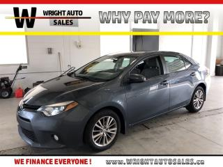 Used 2014 Toyota Corolla LE|SUNROOF|BACKUP CAMERA|72,200 KMS for sale in Cambridge, ON