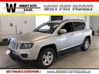 Used 2014 Jeep Compass North|LEATHER|AIR CONDITIONING|AWD|100,828 KM for sale in Cambridge, ON