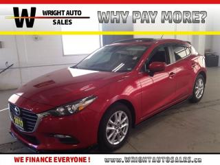 Used 2017 Mazda MAZDA3 Sport GS|LOW MILEAGE|SUNROOF|BACKUP CAMERA|22,884 KMS for sale in Cambridge, ON