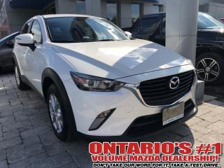 Used 2016 Mazda CX-3 GS-NAV,LEATHER,SUNROOF/1.99%,C.P.O!!!-TORONTO for sale in Toronto, ON