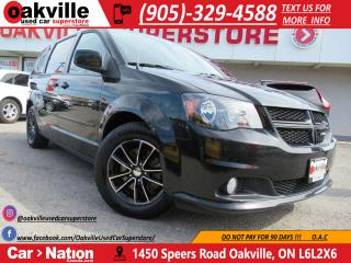Used 2017 Dodge Grand Caravan GT | LEATHER | STOW N GO | B/U CAMERA for sale in Oakville, ON