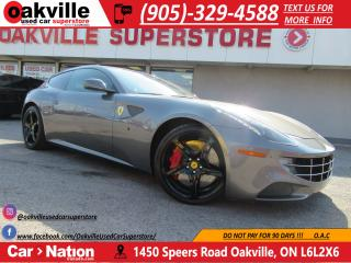 Used 2012 Ferrari FF 2dr HB | 651 HP | 335 km/h | 0-100 KM/H 3.7 SEC for sale in Oakville, ON
