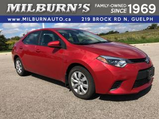 Used 2014 Toyota Corolla LE for sale in Guelph, ON