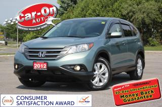 Used 2012 Honda CR-V EX AWD SUNROOF REAR CAM HTD SEATS LOADED for sale in Ottawa, ON