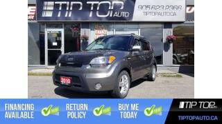 Used 2010 Kia Soul 2u ** Low Km's, Bluetooth, Heated Seats ** for sale in Bowmanville, ON