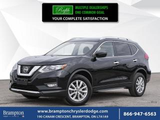 Used 2017 Nissan Rogue SV | for sale in Brampton, ON