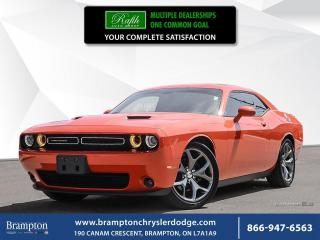 Used 2016 Dodge Challenger SXT PLUS | for sale in Brampton, ON