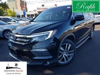 Used 2016 Honda Pilot Touring-Pristine Condition-RARE for sale in North York, ON