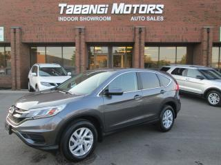 Used 2015 Honda CR-V ALLOY | BACK UP CAM | HEATED SEATS for sale in Mississauga, ON