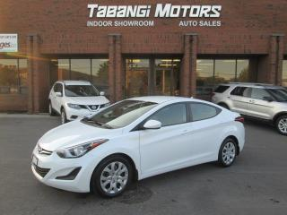 Used 2015 Hyundai Elantra LE | BLUETOOTH | HEATED SEATS | CRUISE CONTROL for sale in Mississauga, ON