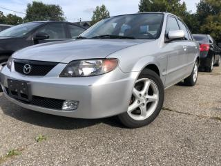 Used 2002 Mazda Protege Attention students  Amazing value here for sale in Brampton, ON