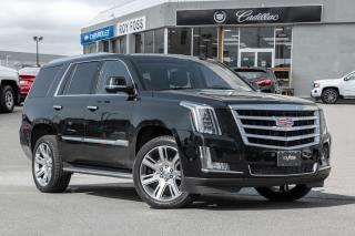 Used 2017 Cadillac Escalade Luxury Nav Roof Surround Vision HUD for sale in Thornhill, ON