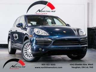 Used 2013 Porsche Cayenne S |Navigation|Sunroof| Accident Free|Park Assist for sale in Vaughan, ON