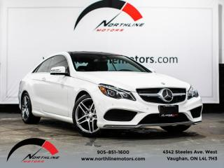 Used 2015 Mercedes-Benz E-Class E400 4MATIC Coupe/AMG Sport/Navigation/Premium for sale in Vaughan, ON