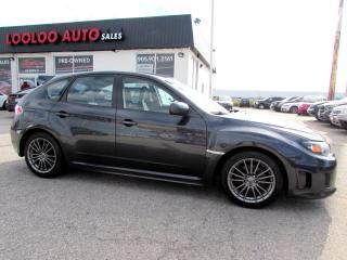 Used 2011 Subaru Impreza WRX WRX AWD HB  Manual Turbo Certified 2YR Warranty for sale in Milton, ON