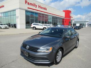 Used 2016 Volkswagen Jetta 1.4 TSI Trendline+ for sale in Brampton, ON