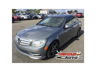 Used 2011 Mercedes-Benz C-Class 250 Awd Cuir for sale in Shawinigan, QC