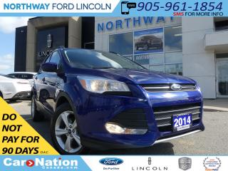 Used 2014 Ford Escape SE | NAV | REAR CAM | HEATED SEATS | for sale in Brantford, ON