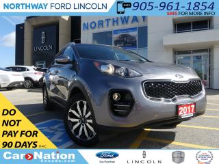 Used 2017 Kia Sportage EX | REAR CAMERA | HEATED SEATS | TOW PKG | for sale in Brantford, ON