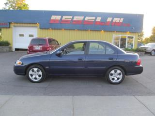 Used 2005 Nissan Sentra 1.8/1,8 édition for sale in Quebec, QC