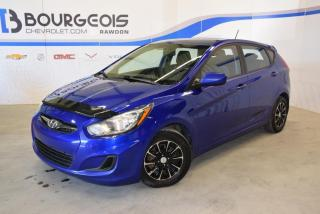 Used 2013 Hyundai Accent for sale in Rawdon, QC