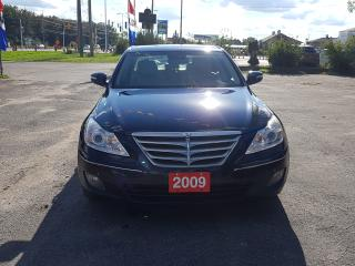 Used 2009 Hyundai Genesis w/Technology Pkg for sale in Barrie, ON