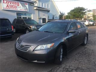 Used 2007 Toyota Camry Hybrid for sale in Hamilton, ON