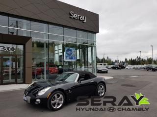 Used 2008 Pontiac Solstice Base Cuir, Mags for sale in Chambly, QC
