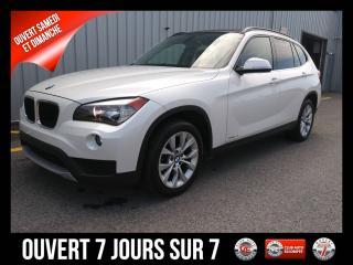Used 2014 BMW X1 BMW X1 2014 X-Drive 28i for sale in Terrebonne, QC