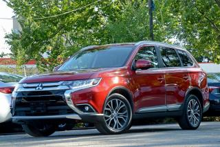 Used 2017 Mitsubishi Outlander GT S-AWC for sale in Ottawa, ON