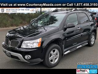 Used 2007 Pontiac Torrent 4D Utility FWD for sale in Courtenay, BC