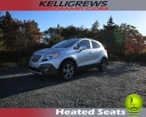 Used 2014 Buick Encore Leather for sale in Conception Bay South, NL