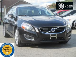 Used 2013 Volvo S60 T6 AWD Platinum w/NAVIGATION for sale in Ottawa, ON