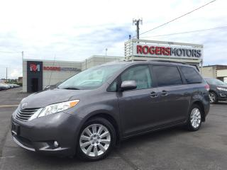 Used 2011 Toyota Sienna XLE - LEATHER - 7 PASS - SUNROOF for sale in Oakville, ON