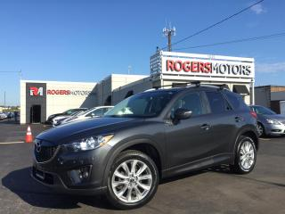 Used 2015 Mazda CX-5 AWD GT - NAVI - LEATHER - SUNROOF for sale in Oakville, ON