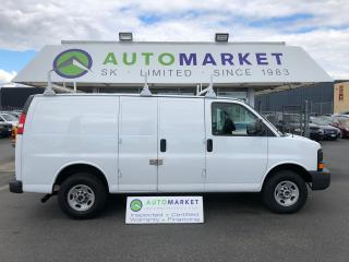 Used 2008 GMC Savana G3500 Cargo 1 TON! GOOD SHAPE! for sale in Langley, BC
