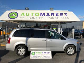 Used 2008 Dodge Grand Caravan SE STOW-N-GO! FINANCE IT! for sale in Langley, BC