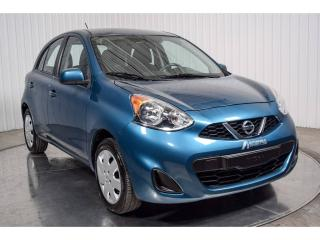 Used 2015 Nissan Micra Sv A/c Caméra De for sale in Île-perrot, QC