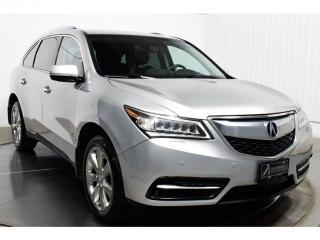 Used 2015 Acura MDX Elite Awd Cuir Toit for sale in L'ile-perrot, QC