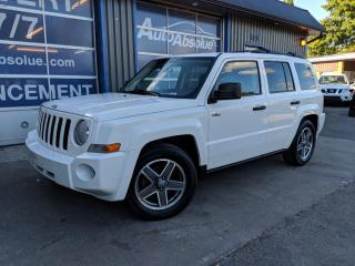 Used 2009 Jeep Patriot North + Mag + A/c for sale in Boisbriand, QC