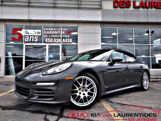 Used 2014 Porsche Panamera for sale in St-Jérôme, QC