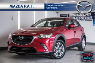 Used 2017 Mazda CX-3 GS AWD for sale in Montréal, QC