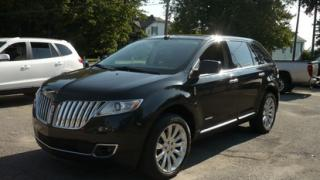 Used 2011 Lincoln MKX for sale in Repentigny, QC
