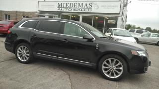 Used 2012 Lincoln MKT EcoBoost for sale in Mono, ON