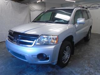 Used 2008 Mitsubishi Endeavor LTD for sale in Ancienne Lorette, QC